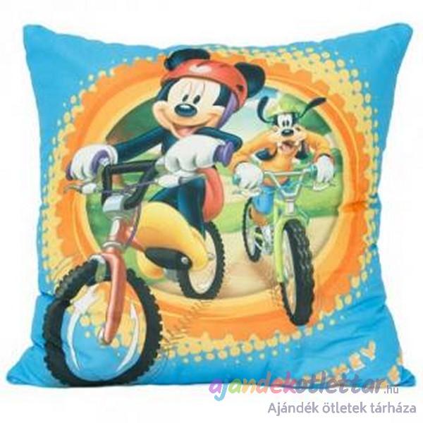 Mickey egeres párna 40×40 cm. 2 c57b750743