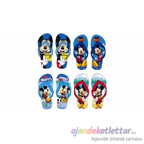Mickey egér papucs fiúknak 9c307e6b42