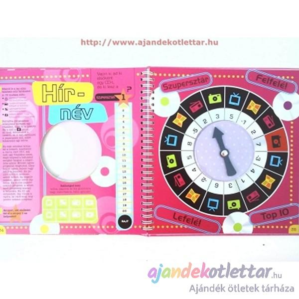Pizsamaparti - Pörgesd fel magad! 21 játék ottalvós bulikhoz 5c132a51d9