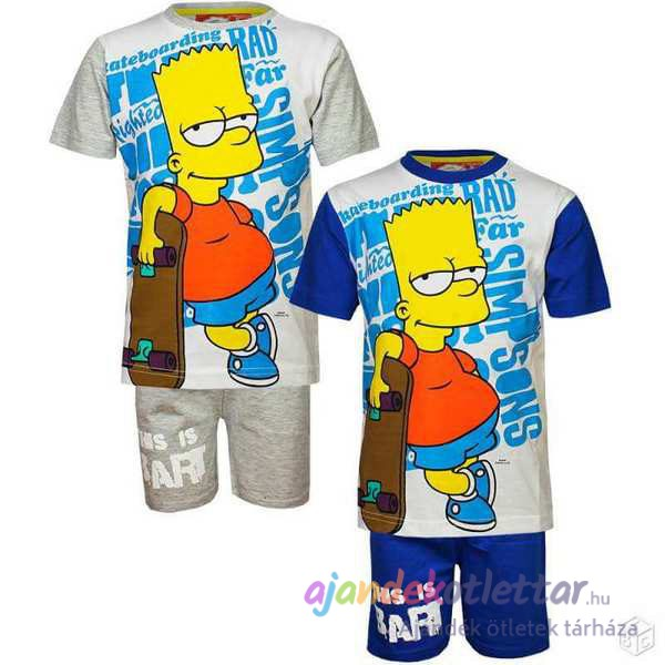 Simpsons pizsama  5e53a815e4